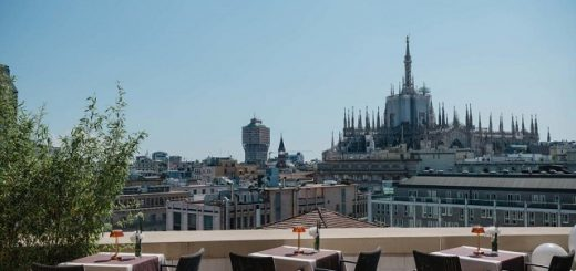 Лучшие отели Милана с красивым видом