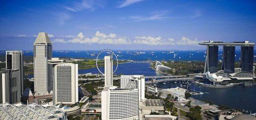 лучшие отели Сингапура с красивым видом на город