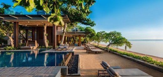 лучшие отели на Бали 1 линия