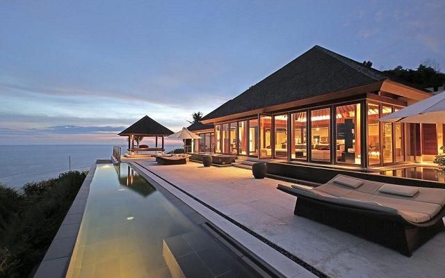 Лучшие 5 звездочные отели Бали